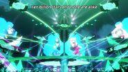 Symphogear XV 02 Angelic Remnant Maria Tsubasa T^T NOT AGAIN