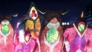 Symphogear XV Shirabe Transformation