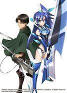 Tsubasa & Levi Official Arts