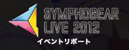 Live 2012 report