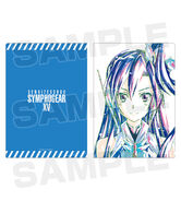 Tsubasa XV Ani-Art Clear Folder