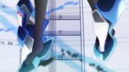 Tsubasa's transformation in G 04