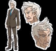 Masahito Shibata Characters Design in G