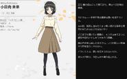 Symphogear XV Character Profile (Miku)
