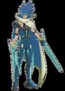 Enki XV Character Sheets 2