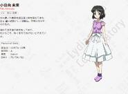 Symphogear AXZ Character Profile (Miku)