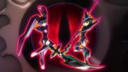 Shirabe & Kirika's Ignite transformation 06