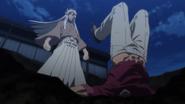 Fudo defeats Genjuro