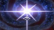Shem-Ha launching silver laser attack