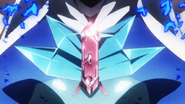 Tsubasa's transformation in XV 11