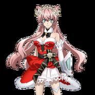 Maria's Christmas Gear Art