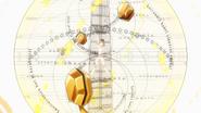 Hibiki's transformation in GX 01