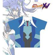 HobbyStock Tsubasa XV Tshirt Front