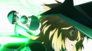 Kirika's transformation in AXZ 07
