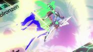 Tsubasa's transformation in S1 04