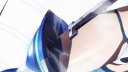 Tsubasa's transformation in AXZ 05