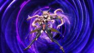 Maria's transformation in GX (Gungir) 07