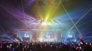 Symphogear Live 2018 Nijiiro no Flügel Screenshot 5