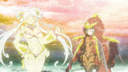 Cagliostro's and Prelati's last moments