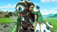 Jeanne fused with Argus' Eye