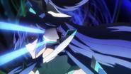 Tsubasa's transformation in AXZ 07