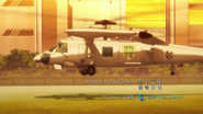 S.O.N.G. Helicopter 01