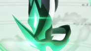 Kirika's transformation in AXZ 06