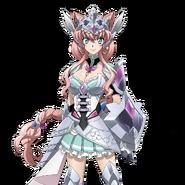 Maria's Knight Gear