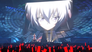 Symphogear Live 2013 Kyoshitsu Monochrome Screenshot 1