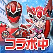 Mashin Sentai Kiramager Collabo App Icon