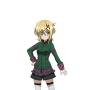 Kirika's Casual Winter Outfit 2