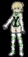Kirika Defenseless Gear