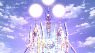 Dr. Ver using Frontier's power to bring down Moon and lift up Frontier
