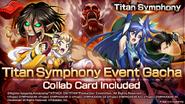 Titan Symphony Event Gacha