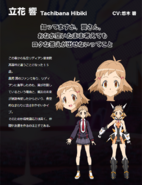 Symphogear Character Profile (Hibiki)