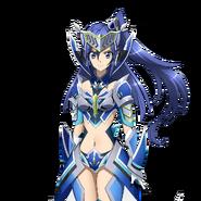 Tsubasa's Knight Gear
