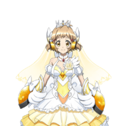 Hibiki's Wedding Gear