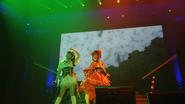 Symphogear Live 2018 Hitsuai Duo Shout Screenshot 7