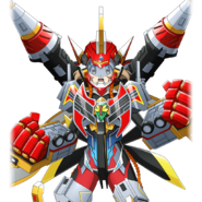 Hibiki's Gridman Gear 2