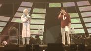 Symphogear Live 2013 Seiyuu Intro Screenshot 1