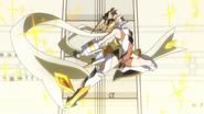 Hibiki's transformation in G 05
