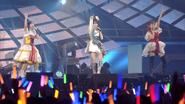 Symphogear Live 2013 Nijiro no Flugel Screenshot 2
