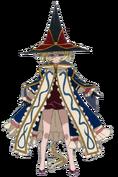 Carol character design