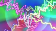 Tsubasa's transformation in S1 05