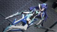 Tsubasa's Ame no Habakiri in G fallen down