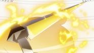 Hibiki's transformation in GX 05