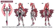 LOST SONG - Chapter 2 Concept Art Forte