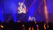 Symphogear Live 2018 Rainbow Flower Screenshot 1