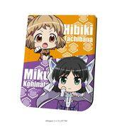HobbyStock Hibiki Miku Leather Sticker Note