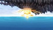 Frontier's gravity manipulation power